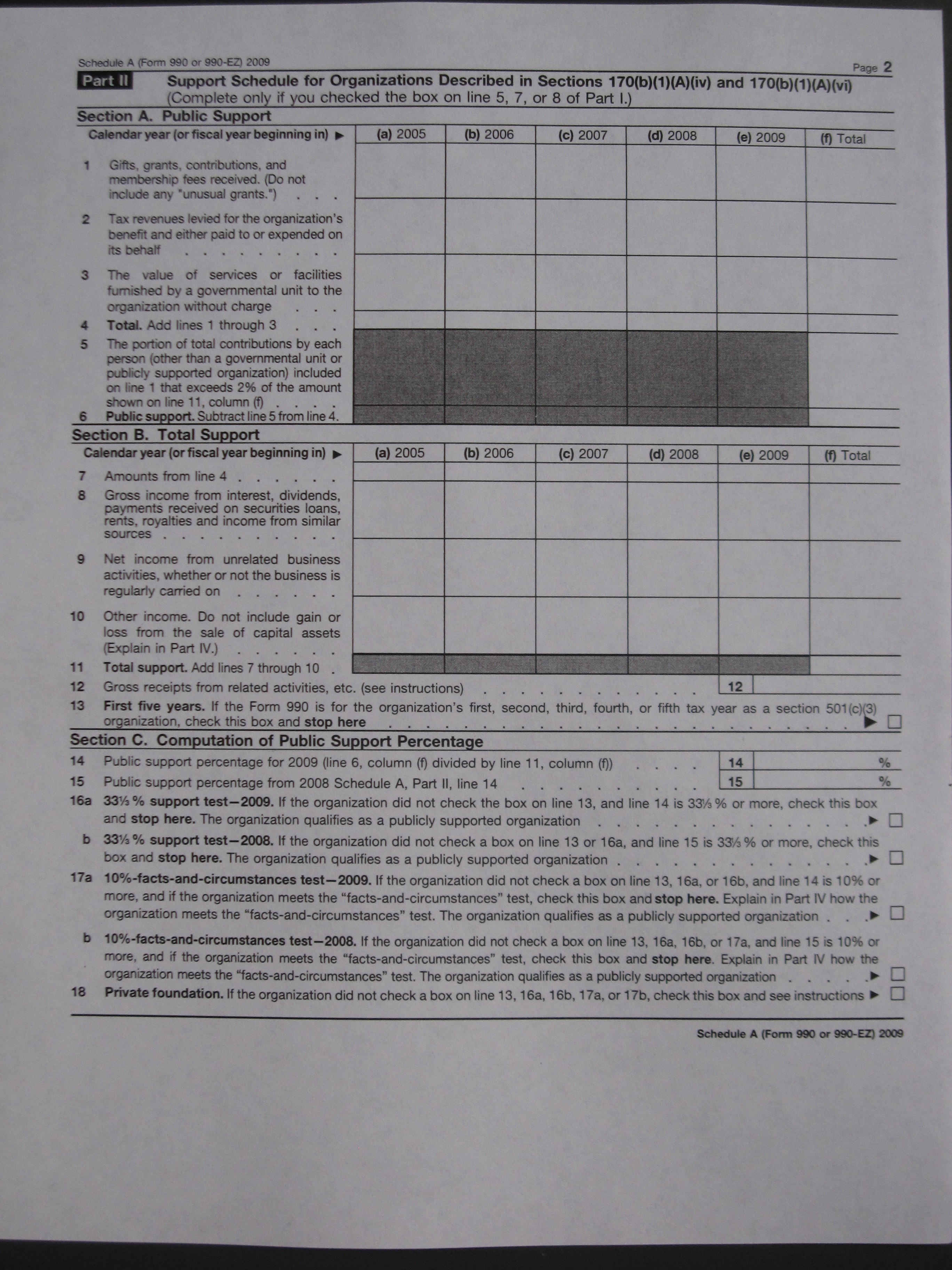 Federal Tax Schedule 1 2009 http://questioncopyright.org/corporation