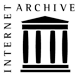 Internet Archive logo.