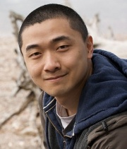 Portrait of Ken Liu