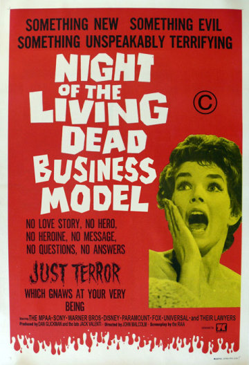 Night of the Living Dead Business Model