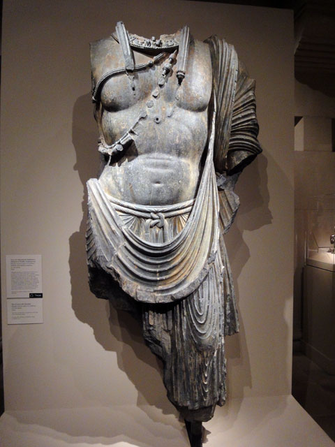 Hellenic South Asian Torso