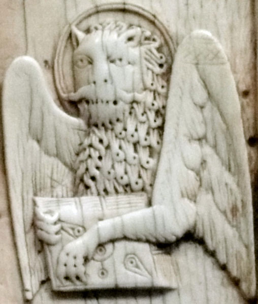 Medieval European winged lion