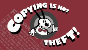Copying Is Not Theft