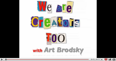 We Are Creators Too (Video)