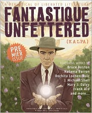 cover of Fantastique Unfettered, Issue 1