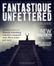 cover of Fantastique Unfettered, Issue 2